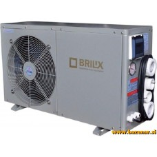 Toplotna črpalka PHX  160 15kW za bazen (102m3*)